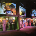 Rock and Roll Hall of Fame and Museum Exhibition Design