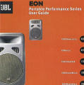 EON Portable Performance Series User's Guide