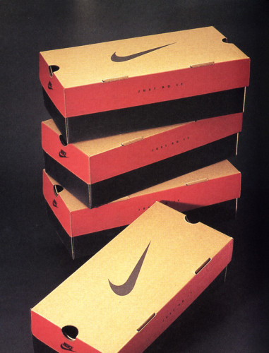 Nike Corporate Packaging