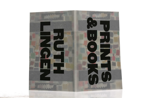 Ruth Lingen: Prints & Books