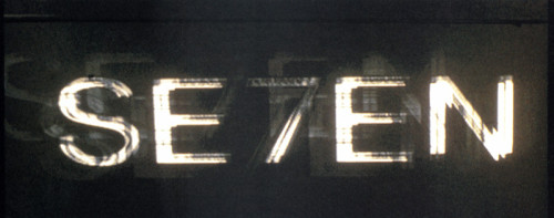 Seven main titles