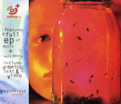 "Alice in Chains ""Jar of Flies"" CD Extra"