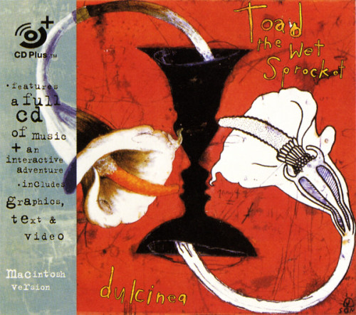 "Toad The Wet Sprocket, ""Dulcinea"" CD Extra"