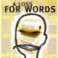 "PEN Poster: ""A Loss for Words"""