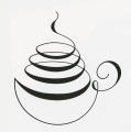 Verlaine Gourmet Coffee House Logo