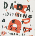Neo Dada Exhibition Poster