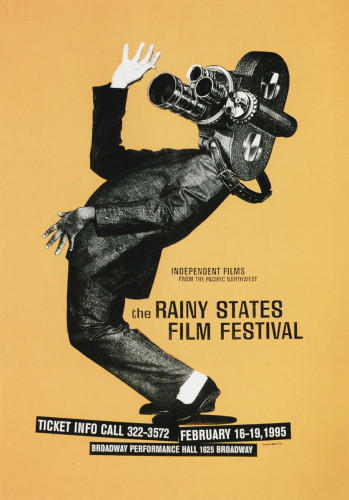 The Rainy States Film Festival Poster