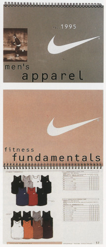 Fall 1995 Men's Apparel Catalog