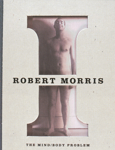 Robert morris essay process art
