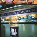 New York City Transit Museum Gift Shop and Information Center