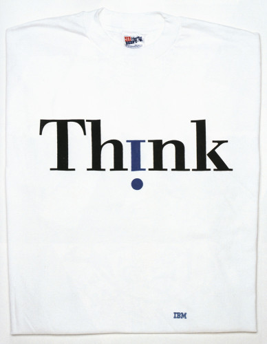 IBM Think T-Shirt