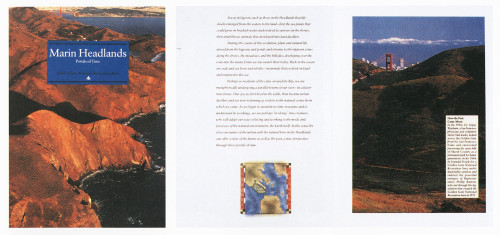 Marin Headlands Brochure