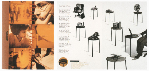 Metro Furniture Teamwork Brochure