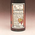 Aleatico wine label
