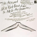 Poster for the 7th Annual Book Fair to Help the Homeless Poster