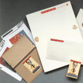 Self Promotion Package and Stationery
