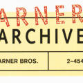 Warner Bros. Archives Logo