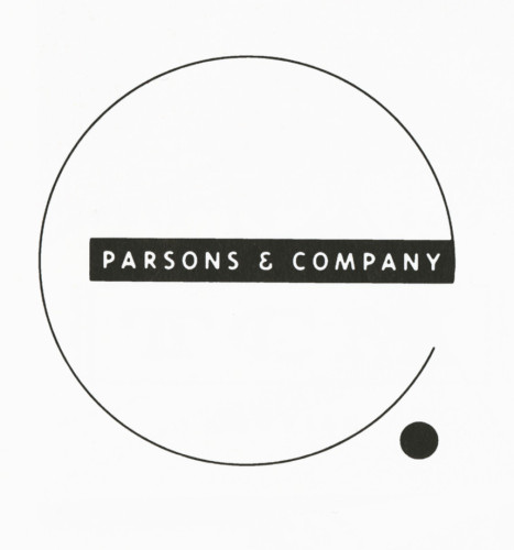 E. Parsons & Co. Corporate Identity/Logo