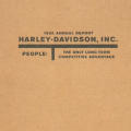1992 Harley Davidson, Inc. Annual Report