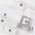 Werner design Werks Inc. stationery