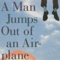 A Man Jumps Out of an Airplane
