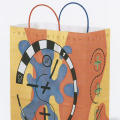 New Year's 1991 Shopping Bag