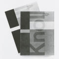 Knoll Stationery Standards Manual