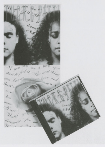 Tuck & Patti Album Packaging