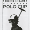11th Annual Polo Cup Poster