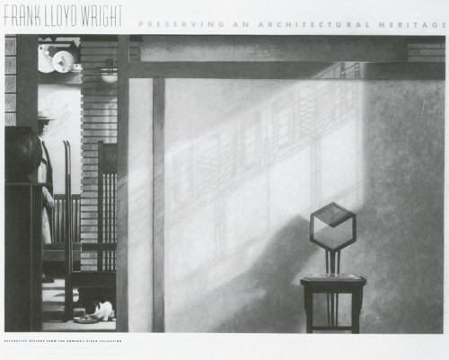 Frank Lloyd Wright: Preserving an Architectural Heritage