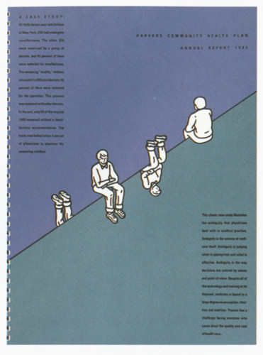 1989 Annual Report Harvard Community Health Plan