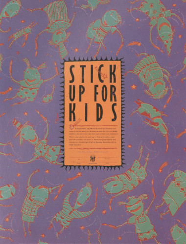Stick Up for Kids/The World Summit for Children