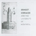 Ernest Cormier and the Université du Montréal