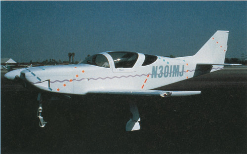 Jacobson Glasair III