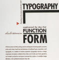 A Portfolio of Typography