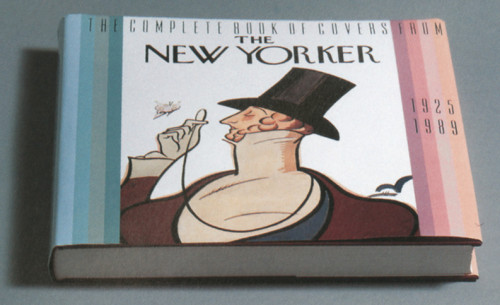 The Complete Book of Covers from the New Yorker