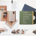 A Historical Review of Annual Report Design (Cooper-Hewitt Museum Catalog)