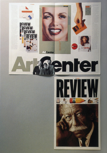 Art Center Review, May 1987
