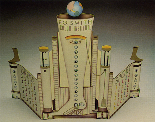 E.G. Smith Color Institute Building