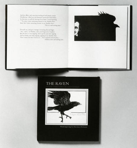 The Raven: with the Philosophy of Composition