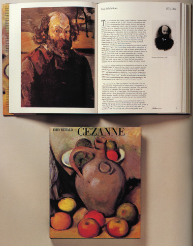 Cezanne, A Biography