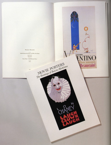 Movie Posters: The Paintings of Batiste Madalena
