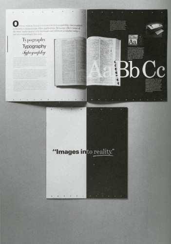 """Images into reality"": Datacopy Annual Report 1985"