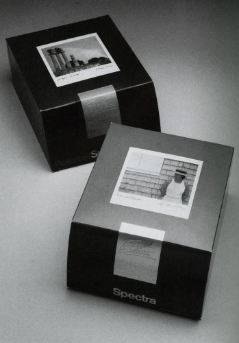 Polaroid Special System: First Edition & Special Edition