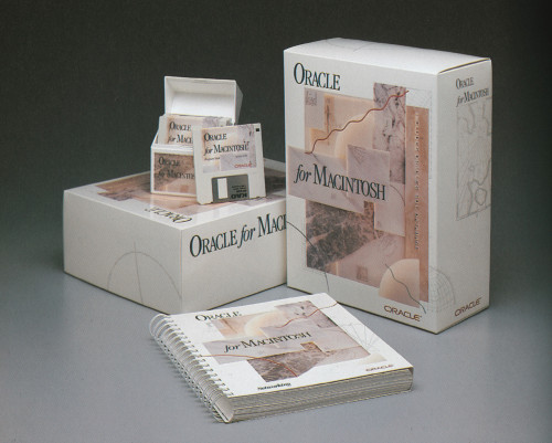 Oracle for Macintosh