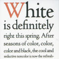 White is definitely right…