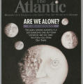 The Atlantic Are We Alone?