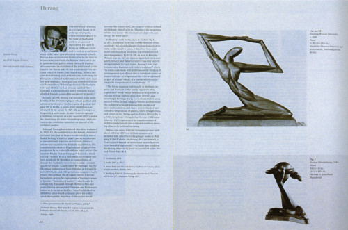 German Expressionist Sculpture