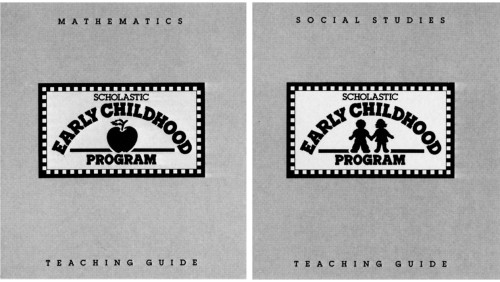 Scholastic Early Childhood Program Teaching Guide