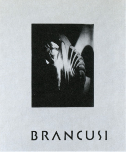Brancusi: The Sculptor as Photographer
